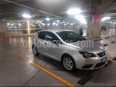 SEAT Ibiza Reference 2.0L 5P  usado (2013) color Plata precio $123,000