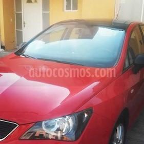 Foto venta Auto usado SEAT Ibiza Reference 2.0L 5P  (2013) color Rojo precio $131,500