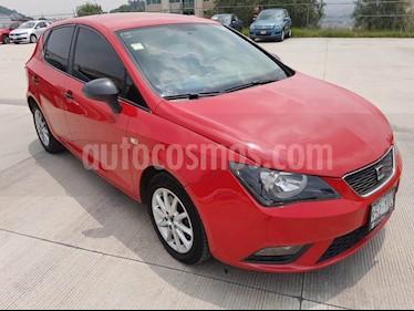 Foto SEAT Ibiza Reference 2.0L 5P  usado (2013) color Rojo precio $110,000