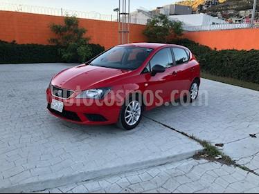 Foto venta Auto usado SEAT Ibiza Reference DSG 1.6L 5P (2015) color Rojo precio $160,000