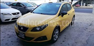 Foto venta Auto usado SEAT Ibiza Reference Plus Blitz 2.0L 5P  (2012) color Amarillo precio $120,000