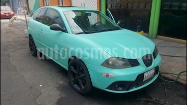 SEAT Ibiza Sport  2.0L 5P  usado (2003) color Azul Nayara precio $46,000