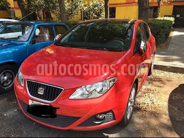 SEAT Ibiza Sport 2.0L 5P  usado (2009) color Rojo Emocion precio $110,000