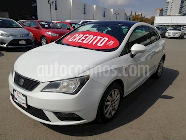 Foto venta Auto Seminuevo SEAT Ibiza Style 1.2L Turbo 5P (2015) color Blanco precio $169,000