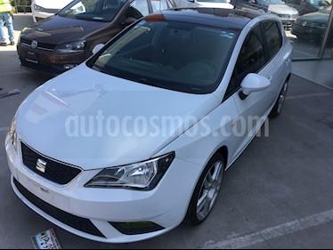 SEAT Ibiza Style 1.2L Turbo 5P usado (2015) color Blanco precio $180,000