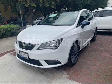 Foto venta Auto usado SEAT Ibiza Style 1.6L 5P (2017) color Blanco precio $209,900