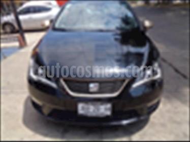 Foto venta Auto usado SEAT Ibiza Style 1.6L 5P (2016) color Negro precio $186,000