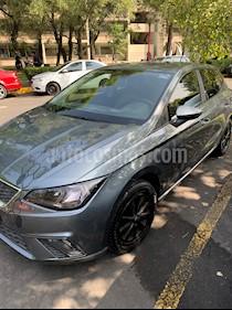 SEAT Ibiza Style 1.6L 5P usado (2018) color Gris precio $205,000