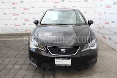 Foto venta Auto usado SEAT Ibiza Style 1.6L 5P (2017) color Negro precio $185,000