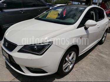 Foto SEAT Ibiza Style 1.6L 5P usado (2013) color Blanco precio $129,900