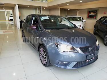 Foto venta Auto usado SEAT Ibiza Style 1.6L 5P (2016) color Gris precio $203,000