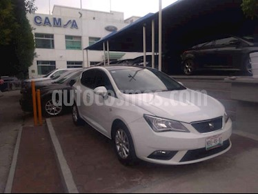 Foto venta Auto usado SEAT Ibiza Style 1.6L 5P (2017) color Blanco precio $224,900