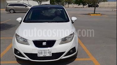 SEAT Ibiza Style 1.6L 5P usado (2012) color Blanco precio $117,000