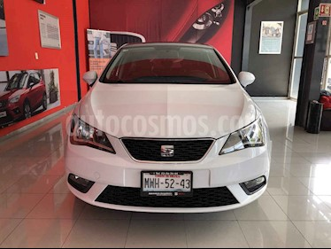 Foto venta Auto usado SEAT Ibiza Style 1.6L 5P (2016) color Blanco precio $175,000