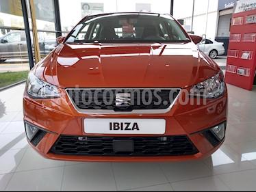 Foto venta Auto Seminuevo SEAT Ibiza Style 1.6L 5P (2018) color Naranja precio $269,900