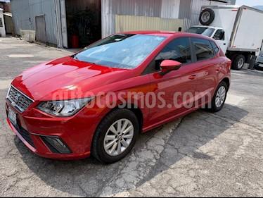 Foto venta Auto usado SEAT Ibiza Style 1.6L 5P (2018) color Rojo precio $225,000