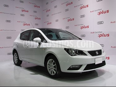 Foto SEAT Ibiza Style 1.6L 5P usado (2016) color Blanco precio $205,000