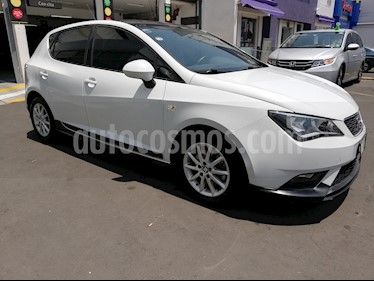 Foto venta Auto usado SEAT Ibiza Style 1.6L 5P (2016) color Blanco precio $188,500