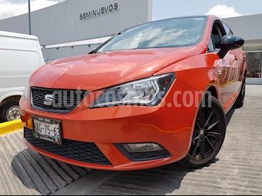 Foto SEAT Ibiza Style 1.6L 5P usado (2017) color Rojo Chili precio $198,000