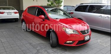 Foto venta Auto usado SEAT Ibiza Style 1.6L 5P (2015) color Rojo precio $159,899
