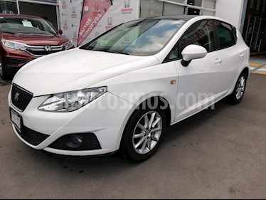 Foto venta Auto usado SEAT Ibiza Style 1.6L DSG 5P  (2012) color Blanco precio $123,000
