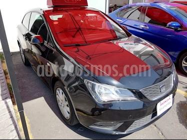 Foto venta Auto usado SEAT Ibiza Style 1.6L DSG 5P (2015) color Negro precio $185,000