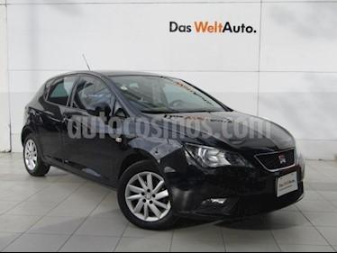 Foto venta Auto Seminuevo SEAT Ibiza Style 1.6L DSG 5P  (2013) color Negro Universal precio $139,000