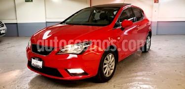 Foto venta Auto usado SEAT Ibiza Style 1.6L DSG 5P  (2014) color Rojo precio $149,000