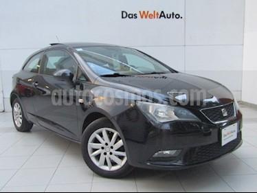 Foto venta Auto usado SEAT Ibiza Style 1.6L DSG 5P  (2013) color Negro Universal precio $139,000