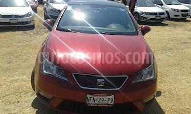 Foto venta Auto usado SEAT Ibiza Style 1.6L DSG 5P (2015) color Rojo Emocion precio $169,000