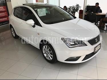 Foto venta Auto usado SEAT Ibiza Style 1.6L DSG 5P (2016) color Blanco precio $190,000