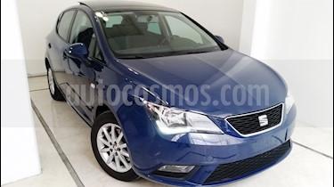 Foto venta Auto usado SEAT Ibiza Style 1.6L Tiptronic 5P (2017) color Azul precio $250,000
