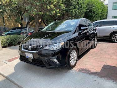 Foto venta Auto usado SEAT Ibiza Style 1.6L Tiptronic 5P (2018) color Negro precio $214,900