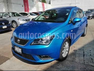 Foto SEAT Ibiza Style 1.6L Tiptronic 5P usado (2017) color Azul precio $185,000