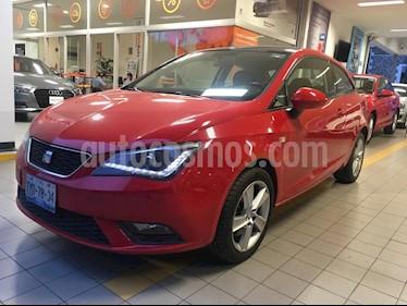 foto SEAT Ibiza Style 1.6L usado (2013) color Rojo precio $130,000