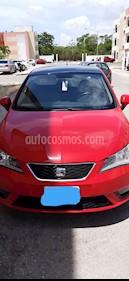 SEAT Ibiza Style 2.0L 5P usado (2015) color Rojo Emocion precio $132,000