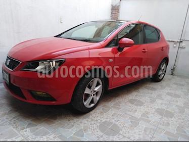 SEAT Ibiza Style 2.0L 5P  usado (2014) color Rojo precio $140,000