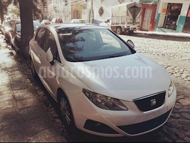 SEAT Ibiza Style 2.0L 5P  usado (2012) color Blanco precio $110,000