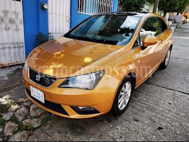 SEAT Ibiza Style 2.0L 5P  usado (2013) color Naranja precio $127,000