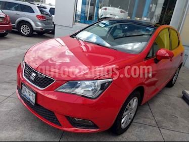 Foto venta Auto usado SEAT Ibiza Style 2.0L 5P  (2015) color Rojo precio $167,000