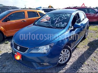 Foto SEAT Ibiza Style DSG 1.6L 5P  usado (2014) color Azul precio $160,000