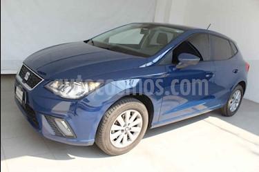Foto venta Auto usado SEAT Ibiza Style Plus 1.2L Turbo 5P   (2018) color Azul precio $229,000