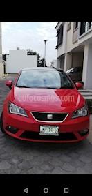 Foto venta Auto usado SEAT Ibiza Style Urban Techo P. 1.6L Paq. de Seguridad (2013) color Rojo Emocion precio $142,000