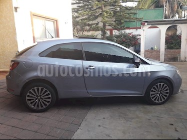 SEAT Ibiza Style Urban Techo P. 1.6L usado (2016) color Plata precio $215,000