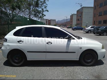 Seat Ibiza Signo Color Basico 5p L4,1.6i,8v A 2 1 usado (2008) color Blanco precio BoF2.400
