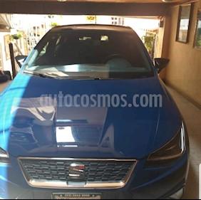 Foto SEAT Ibiza Xcellence 1.6L usado (2018) color Azul Mediterraneo precio $235,000
