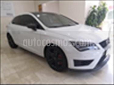 foto SEAT León Cupra 2.0L T 5 Puertas usado (2016) color Blanco precio $333,000