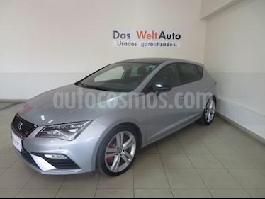 Foto venta Auto usado SEAT Leon Cupra 2.0L T 5 Puertas (2018) color Plata Estelar precio $459,995