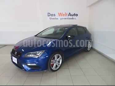 Foto venta Auto usado SEAT Leon Cupra 2.0L T 5 Puertas (2019) color Azul Mistico precio $459,995