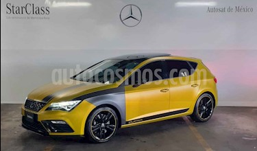 Foto SEAT Leon Cupra 2.0L T 5 Puertas usado (2018) color Amarillo precio $409,000
